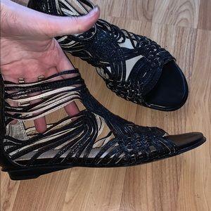 Brand New! Leather Gladiator Sandals